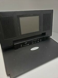 INTEC Portable LCD Monitor Screen PS2 (TESTED AND WORKING) Gaming Accessory PS2
