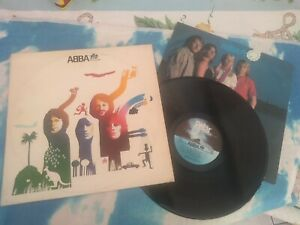 ABBA – The Album : Polar – POLS 282 Sweden LP NEAR MINT VINYL w/INNER