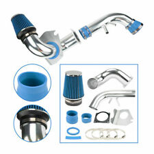 Blue Cold Air Intake Kit + DRY Filter for 1996-2004 Ford Mustang GT 4.6L V8