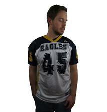 Reebok Eagles #45 Villaflor Football Jersey Youth Size Large Boys Shirt Practice