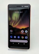 Nokia 6.1 TA-1045 32GB Black Unlocked Android Smartphone Excellent Shape