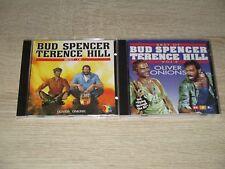 Bud Spencer Terence Hill  Best Of Vol. 1+2 Soundtrack  2 CD
