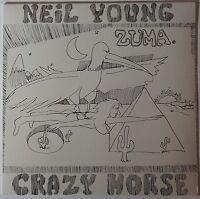 Neil Young/Crazy Horse - Zuma LP NEU/OVP/SEALED