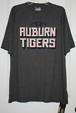 NWT Under Armour Loose Fit Auburn Tigers Officially Licensed Shirt - XL