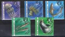 CCCP / USSR gestempeld serie - Zeedieren / Vissen (004)