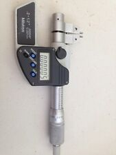 Mitutoyo Digital Micrometer, ID MICROMETER, 345-350-10