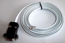 NUOVO Unitronics rs232 D-SUB 9 a rj12 Cavo di programmazione PLC