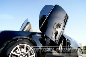 Direct Bolt On Vertical Lambo Doors Hingest Kit With Warranty VDCCADCTSV0814