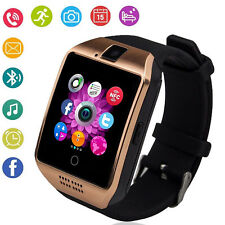 Bluetooth Smart Wrist Watch Phone For Alcatel Samsung Note 8 5 4 S8 S9 S9 Plus