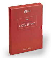 The Great British Coin Hunt 50p Album Fifty Pence #EXTENDED VERSION#
