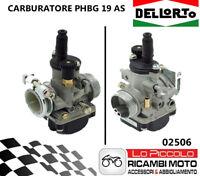 Carburatore dell'Orto 02506 per PHBG 19 AS Aprilia MINARELLI