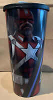 Black Widow Movie Theater Exclusive Cup 2021 -Red Guardian 44 oz - New