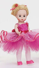 "Madame Alexander 8"" BIRTHDAY WISHES BLOND 71465 & FREE Doll Stand! NEW!"