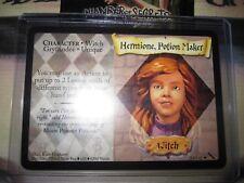 HARRY POTTER TCG CARD CHAMBER OF SECRETS HERMIONE POTION MAKER 29/140 RARE MINT