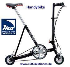 Handybike portability 2 mobility Klapprad Campingrad