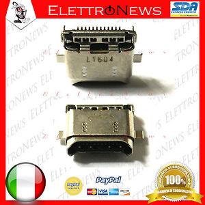 Connettore di ricarica plug micro usb per Huawei P9 Plus VIE-L29 VIE-L09 A018