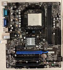 MSI K9N6PGM2-V v2.3 Socket AM2+/ GeForce DDR2 Motherboard (K9N6PGM2-V2) #EB6715