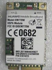 HUAWEI EM770W 3G WWAN 7.2Mbps HSDPA for Acer laptops LC.21300.066