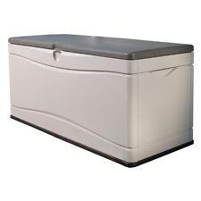 New Lifetime Extra Large Outdoor Patio Garden Deck Storage Box 60012 130-Gallon