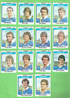 1980 NEWTOWN JETS SCANLENS RUGBY LEAGUE CARDS