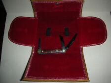 Boker - Germany - 3 Blade Liberty Folding Knife w/Case