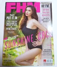 FHM PHILIPPINES April 2013 SUNSHINE CRUZ Pinoy Hot Babe Apr 13 Issue #153
