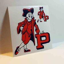 University of Pennsylvania Vintage Style Mascot DECAL / Vinyl STICKER