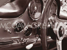 "MAGGIOTTO JOHN - DASHBOARD - ART PRINT POSTER 14"" X 11""  (2084)"