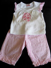 Baby Girl Pyjamas / Night Wear Age 0 - 3 Months Early Days Weight 12lbs 6 Kilo