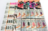 100 Pc Wholesale Lot ~Sally Hansen Salon Effects Real Nail Polish Strips Mixed!