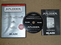 XPLODER V2 PROFESSIONAL - SONY PLAYSTATION 2 PS2 Cheat NEW! Disc DVD Region Free
