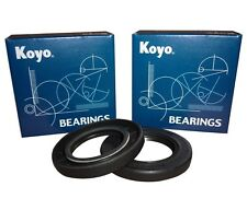 KAWASAKI ZX6R NINJA F SERIES 95 - 97 KOYO FRONT WHEEL BEARINGS & SEALS