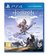 Horizon Zero Dawn Complete Edition for Playstation 4 PS4 - UK Preowned
