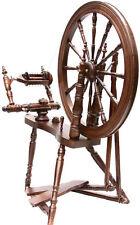 Kromski Symphony Walnut Spinning Wheel FREE Shipping Special Bonus