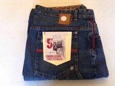 Triple 5 Soul Men's Carpenter Jeans Loose-Fit , Size 40/32 , Color Indigo