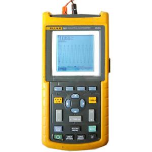 FLUKE 123/124/125 /43B Fluke-123 Fluke-124 Fluke-125 Matrix LCD TABLETTE Digital