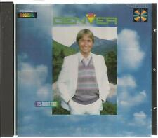 John Denver - It´s about Time - RCA PD84740 - 1st pressing Made in Japan - Mint