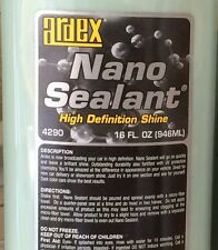 Car Wax-Nano Wax - HIGH DEFINITION SHINE - Ardex Nano Sealant 16 oz. DIY