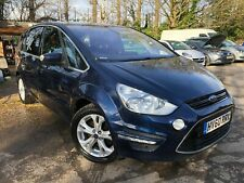 60 FORD S-MAX 2.0 TDCI 140 TITANIUM, 1 OWNER CAR, 7 SEATS, 5 SERVICE STAMPS