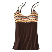 Missoni for Target Chevron Cami Brown/Multicolor Tagless Pullover XS M NWT Rare!