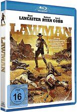 Blu-ray LAWMAN # Burt Lancaster, Lee J. Cobb ++NEU