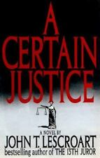 A Certain Justice: A Novel (Abe Glitsky)-ExLibrary