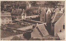 Model Village Cottages & Church, BOURTON ON THE WATER, Gloucestershire