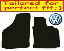 Vw Caddy DELUXE QUALITY Tailored mats 2004 2005 2006 2007 2008 2009 2010 2011 20