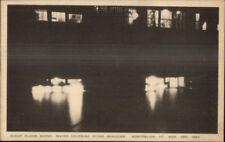 Montpelier VT 1927 Flood Damage VINTAGE EXC COND Postcard #1