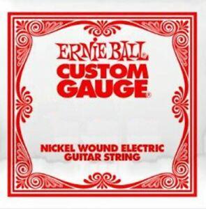 EB-Nk | Strings | Guitar Strings | Single Strings Nickel Wound | Ernie Ball