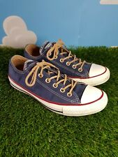 Converse All Star Navy Trainers Size 7