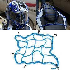 Motorcycle Helmet Cargo Net For Honda Shadow Aero Spirit Phantom VLX VT 750 1100
