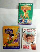 Disney Licensed Movie Pins A Lot Of 3