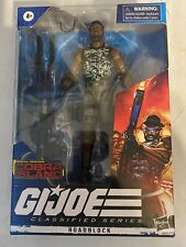GI JOE Classified Series ROADBLOCK 6 inch Figure TARGET EXCLUSIVE IN-HAND!!!